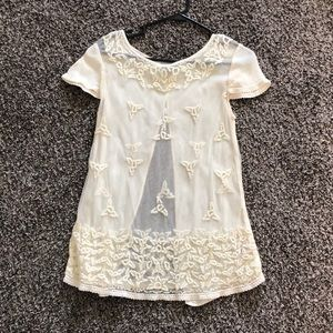 Anthropologie Maeve blouse size 4